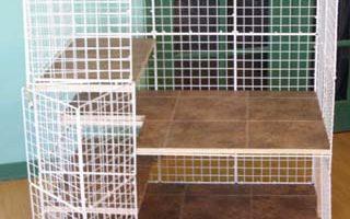 Rabbit condo construction details